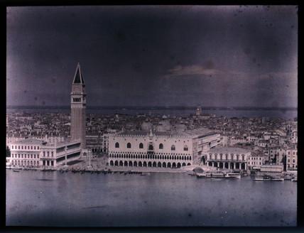 Piazza di San Marco, c 1920s.