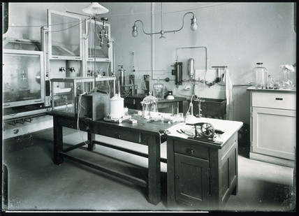 A Laboratory.