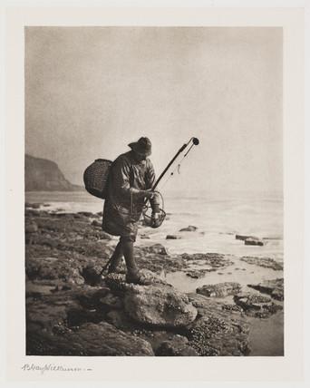 'Prawning', 1888.