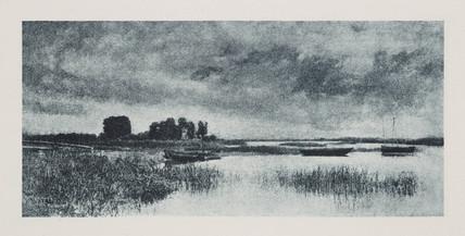 Marshland, c 1900.