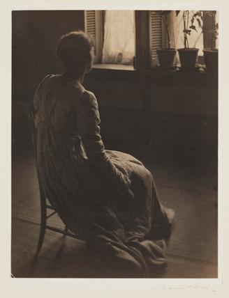 Evening', 1899.