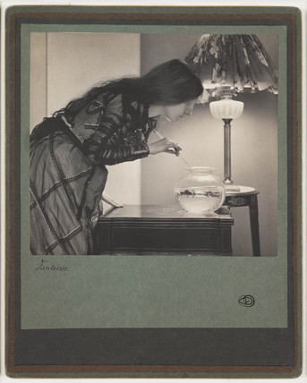 'Fantaisie', 1907.