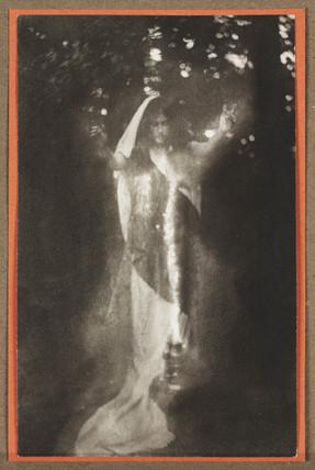 'The Incantation', 1901.