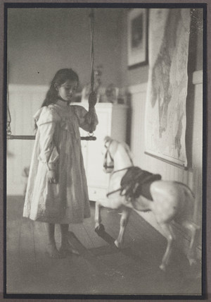 'The Rocking Horse', 1901
