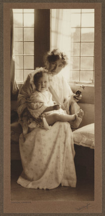'Morning Sunshine', 1905.