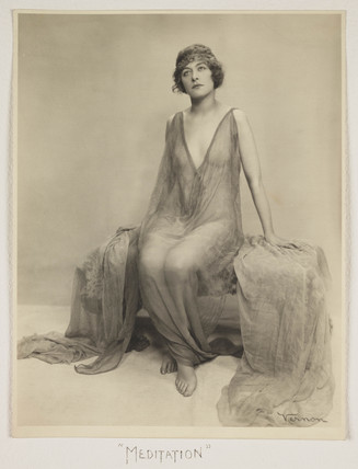 'Meditation', 1925.