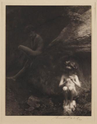 'The Faun', 1907.