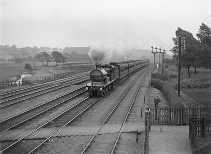 'Johnson Belpaires' at Ilkeston Junction, 3 July 1911.