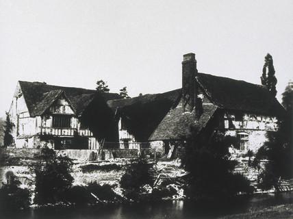 Crowle Court, c 1862.