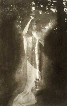 The Incantation, 1901.