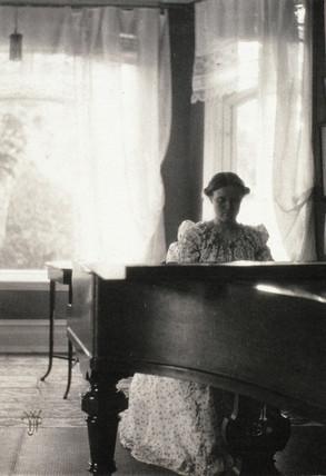 Schumann's Traumerei, 1905.