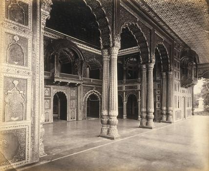 The Deria Dowlut, c.1877.