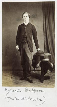 Edwin Dodgson.
