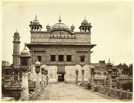Golden Temple, Amritsar, India, 19th century.