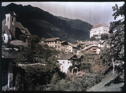 Stilvie Pass, Italy c 1930.