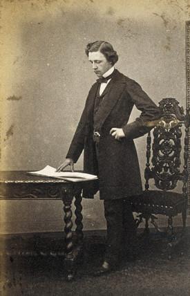 Charles Dodgson.