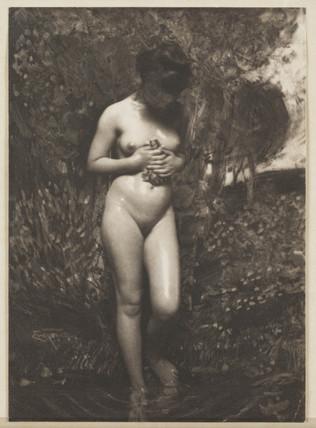 Nude, c 1908.