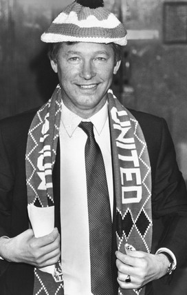 Alex Ferguson, British football manager, November 1986.