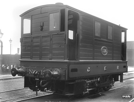 0-6-0 Sentinel Loco No.8402, March 1928.