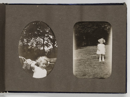 A 20th Century Family Snapshot album, c.1925.