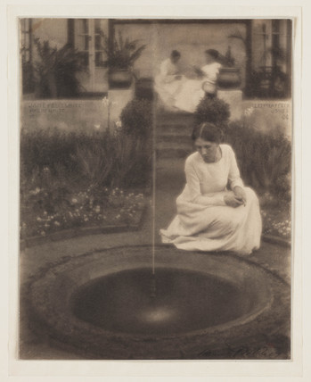 Fountain, 1907.