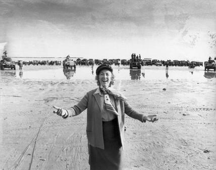Vera Lynn, British singer, June 1984.
