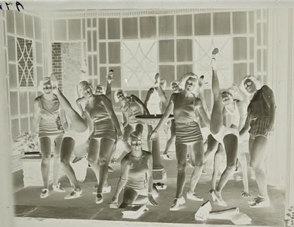 Dancers, c 1930s.