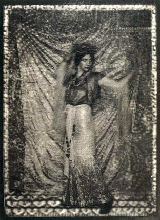 Mosaic, 1910.