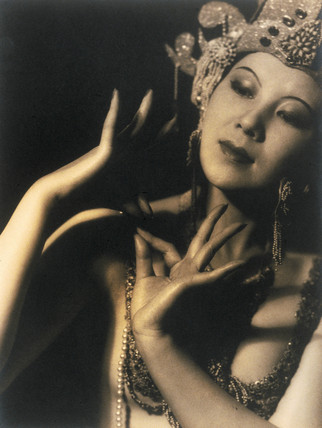 Siri-Sherki-Oriental Dancer, 1930s.
