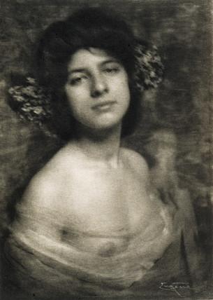 Hortensia, 1910.