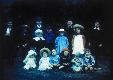 Children, 1906.