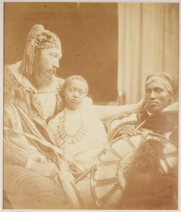 'Dejatch Alamayou...and Captain Speedy', 1868.