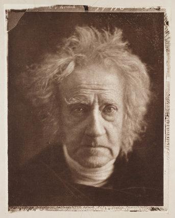 'Sir J F W Herschel', 1867.