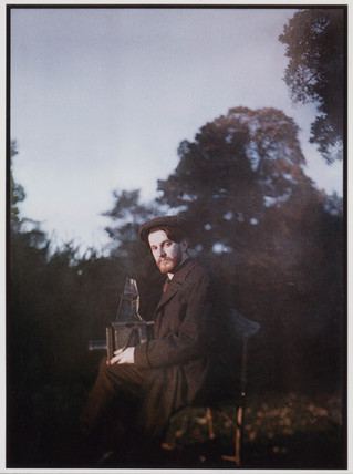 Alvin Langdon Coburn 'Self-Portrait', c. 1910.