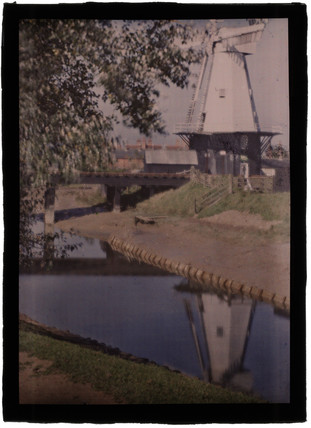 'The White Mill', 1908.