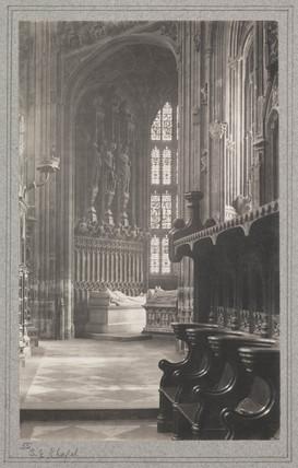 'South East Chapel', 1911.