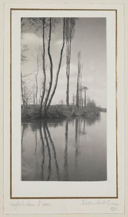 'Reflects dans l'eau', 1921.