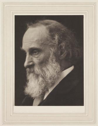 Dr John Todhunter, c.1899.