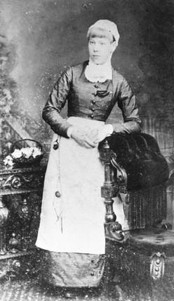 Nurse Rina, 1880-1882.