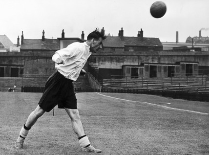 Nat Lofthouse, 1953.