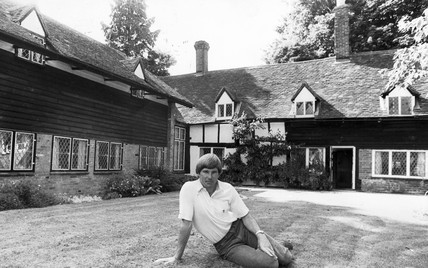 Nick Faldo, 1983.