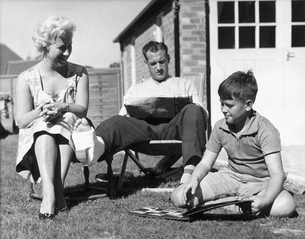 Nat Lofthouse, August 1959.