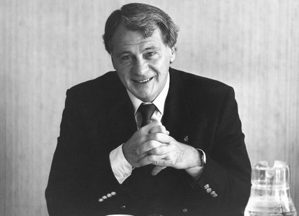 Bobby Robson, British footballer and manager, 1986.