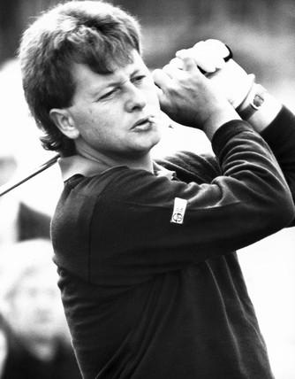 Ian Woosnam, August 1987