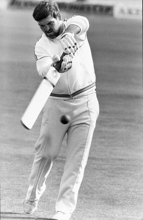 Mike Gatting, July 1986.