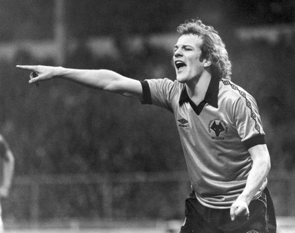 Andy Gray, March 1980.