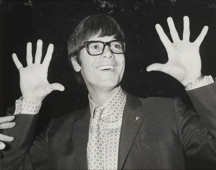 Cliff Richard,  27th September 1968.