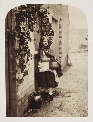 'Red Riding Hood', 1858.