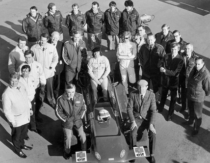Jackie Stewart, 1970.