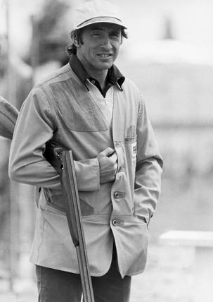 Jackie Stewart, August 1977.